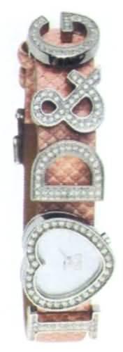 Dolce Gabbana Damen Armbanduhr Quarz Analog DW0006