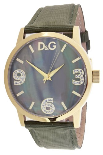 D G Dolce Gabbana Damen Armbanduhr Analog Leder DW0694