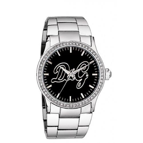 D G Dolce Gabbana Damen Armbanduhr Analog Edelstahl DW0845