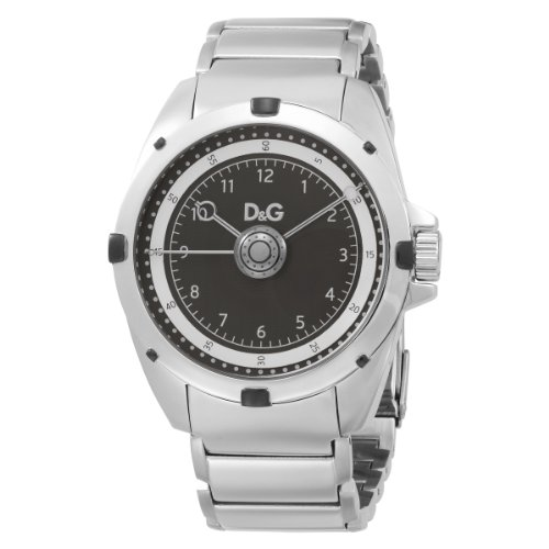 D G Dolce Gabbana Analog Quarz Edelstahl DW0608