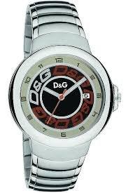 D G Uhr DW0248 Farbe stahl