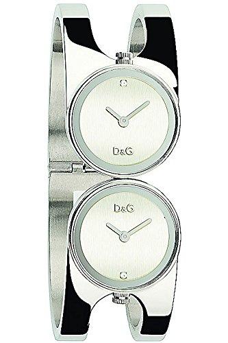 D G Uhr DW0356 Farbe stahl