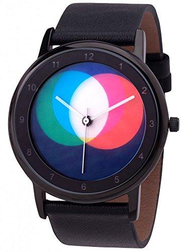 Avantgardia RGB NEUES DESIGN Armband Edelstahl Clip Armband Milanese