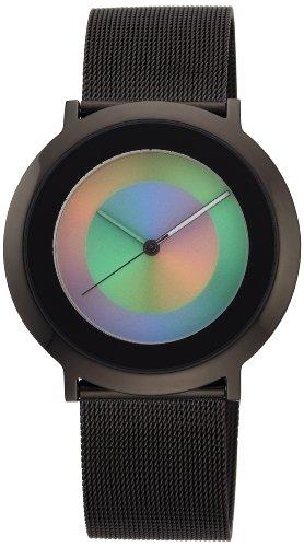 Colour Inspiration Unisex Armbanduhr Inspiration One life Analog Edelstahl beschichtet I1LBB MBB li