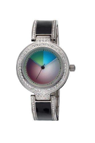 Rainbow e motion of color Damen Armbanduhr XS Lilly change Analog Quarz Messing LI60 NO ch
