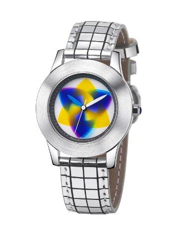 Rainbow e motion of color Unisex Armbanduhr Elegancia tripod EL47A B GS tr