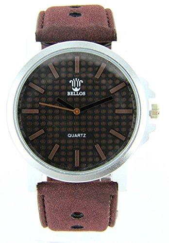 Armbanduhr Silikon schwarz SANEESI 696