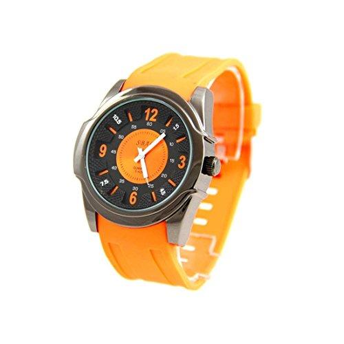 Zeigt Herren originelle Silikon Orange sbao 2801
