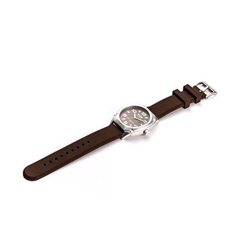 Uhr Paciotti Aluminium Rubber Choco Grey t4al138