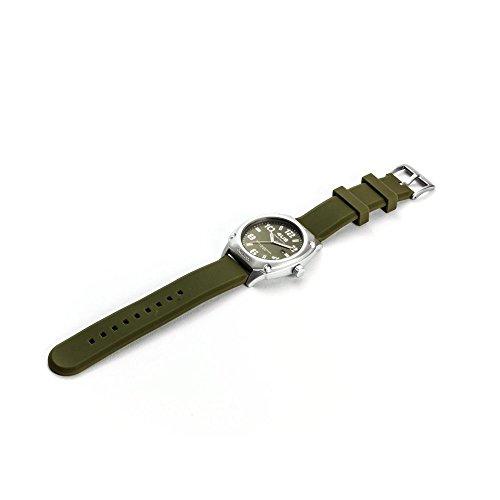 Uhr Paciotti Aluminium Rubber Pine Grey t4al137