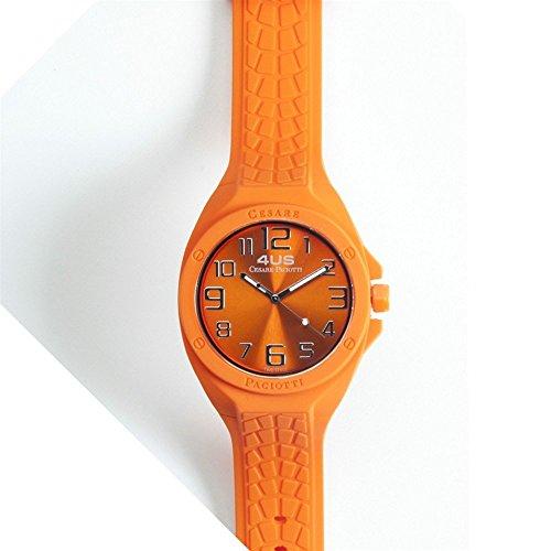 Uhr Paciotti 4US t4rb091 Orange NEU und Original Haendler offiziellen