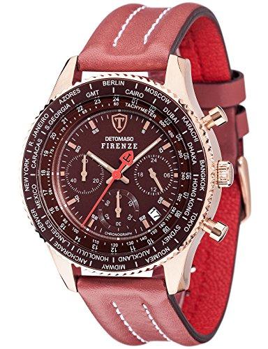 DETOMASO Chronograph Quarz SL1624C RM