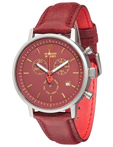 Detomaso Herren Armbanduhr DT1052 T