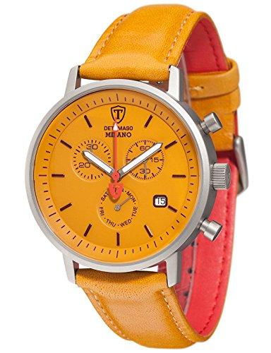 Detomaso Herren Armbanduhr DT1052 U