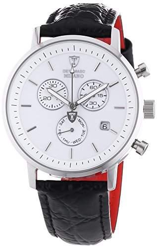DETOMASO Herren-Armbanduhr MILANO Chronograph Quarz DT1052-E