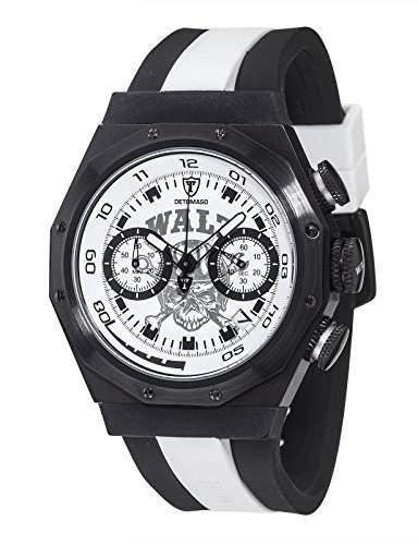 DETOMASO Herren-Armbanduhr Edition Analog Quarz DT-W1003-B