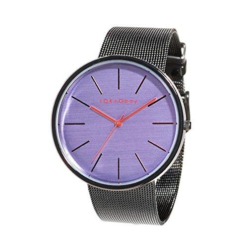 TokyoBay Jet Armbanduhr Violett
