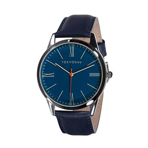 TokyoBay Brindisi Uhr Blau