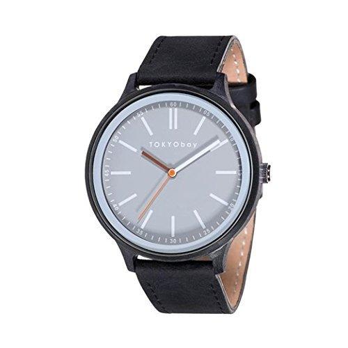 TokyoBay Spezifikationen Uhr Grau