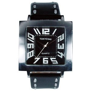 TOKYObay Tram Watch Black Watch TOKYObay Watches