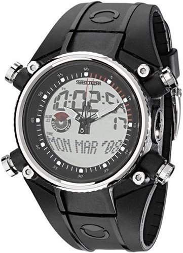 Sector Herren-Armbanduhr Analog Quarz Plastik R3251695015