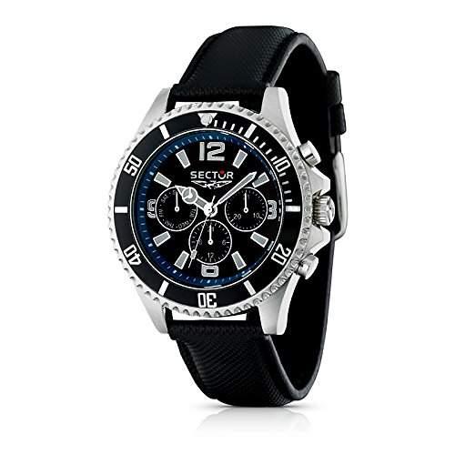 Sector 230 Herren-Uhren Quarz Chronograph R3271661025