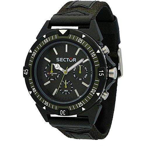Multifunktions Armbanduhr Herren Sector Expander 90 Sportliche Cod r3251197052