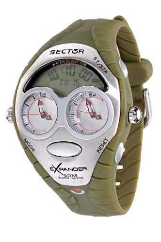 Sector Herren-Armbanduhr Expander Street R3251172295