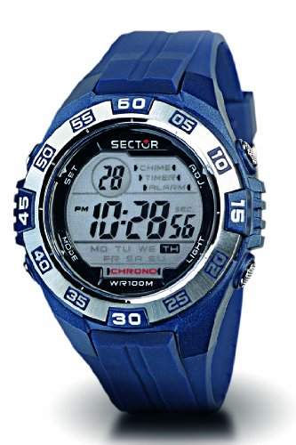 Sector Herren-Armbanduhr STREET FASHION Digital Quarz Kautschuk R3251372315