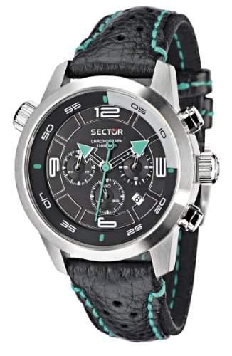 Sector Herren-Armbanduhr Oversize R3271602425