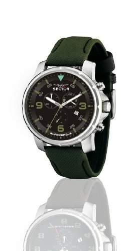 Sector Herren-Uhr Quarz Chronograph R3271689125
