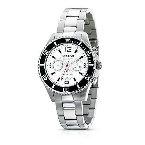 Sector 230 Herren-Uhren Quarz Chronograph R3273661045