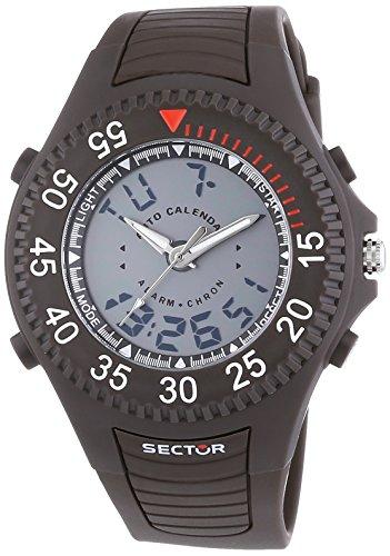 Sector STREET FASHION Chronograph Quarz Kautschuk R3251172044