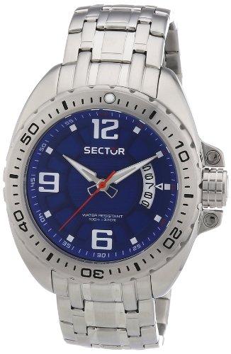 Sector XL 600 Analog Quarz Edelstahl R3253573004