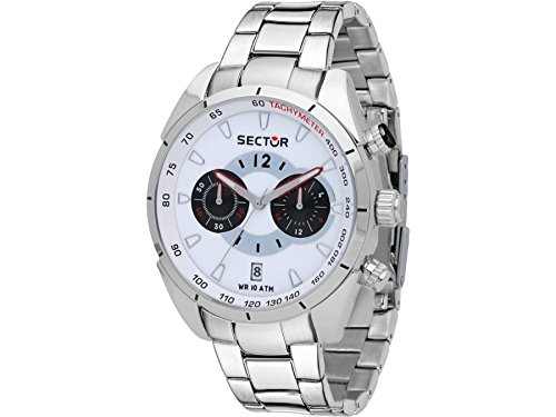 Sector Herrenuhr 330 Racing Chronograph R3273794004