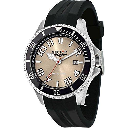 Uhr nur Zeit Herren Sector 230 Casual Cod r3251161036