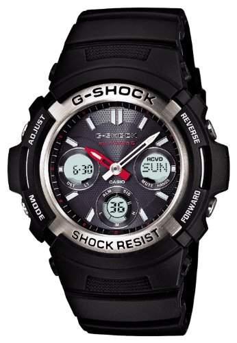 Casio G-Shock Tough Solar Radio clock MULTIBAND 6 AWG-M100-1AJF Mens watch Japan import