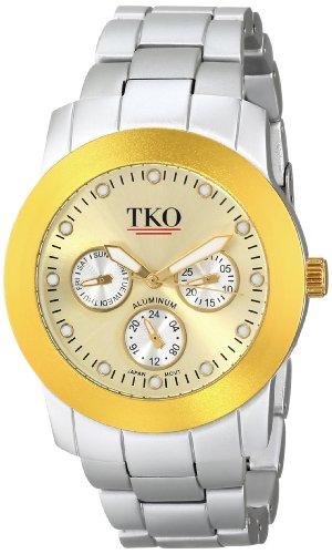 TKO ORLOGI Frauen TK568 TT Aluminum Two Tone Uhr