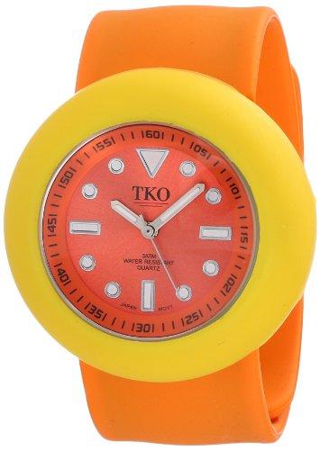 TKO ORLOGI Frauen TK590 OYO Klatschen Austauschbare Set orange