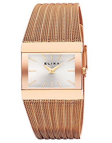 Uhr Elixa Rose Gold Matte