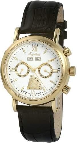 Engelhardt Herren-Uhren Automatik Kaliber 10670 385702029061
