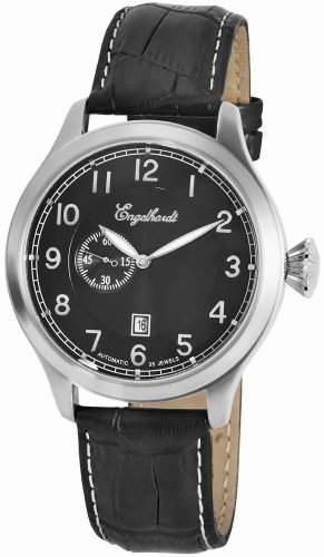 Engelhardt Herren-Uhren Automatik Kaliber 10540 385721029085