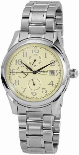 Engelhardt Herren-Uhren Automatik Kaliber 10340 385724028056