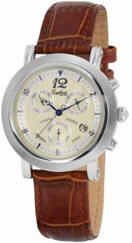 Engelhardt Herren-Uhren Automatik Kaliber 10460 385724129046