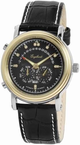Engelhardt Herren-Uhren Automatik Kaliber 10180 386711029002