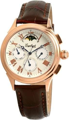 Engelhardt Herren-Uhren Automatik Kaliber 10450 386732029003