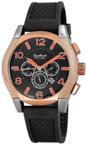 Engelhardt Herren-Armbanduhr Analog Automatik 387721329016