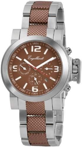 Engelhardt Herren-Uhren Automatik Kaliber 10480 387727028014