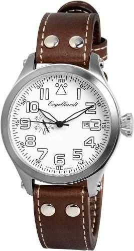 Engelhardt Herren-Uhren Automatik Kaliber Miy 821 388722629011