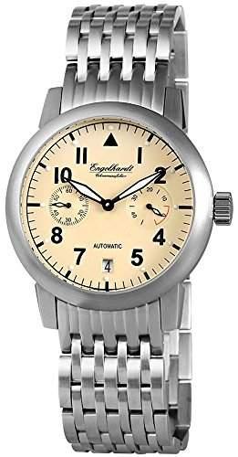 Engelhardt Herrenuhr mit Edelstahlarmband 0 Armbanduhr Uhr 388927528002